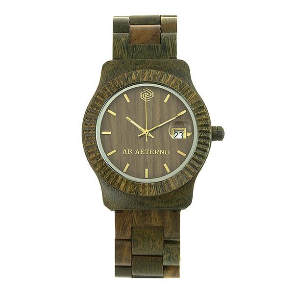 [에테르노시계 AETERNO] RAY / 레이 남녀공용시계 (이태리 나무 시계)