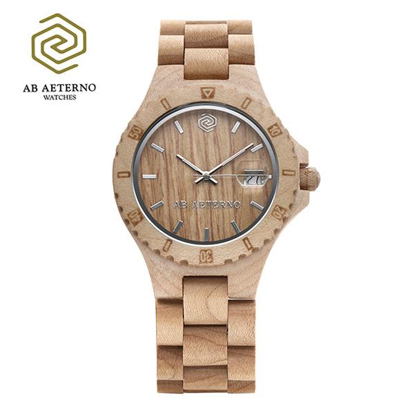 5월-) [에테르노시계 AETERNO] SANDY / 샌디 질투의화신 이성재 시계 남성시계 (이태리 나무 시계)