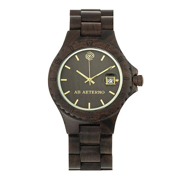 5월-) [에테르노시계 AETERNO] VOLCANO / 볼케이노 남성시계 (이태리 나무 시계)