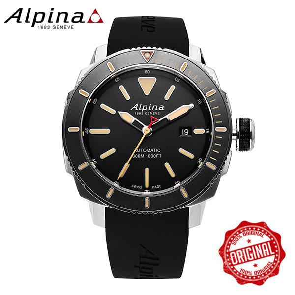 [알피나 ALPINA] AL-525LGG4V6 Seastrong Diver 45mm