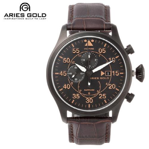 [에리스골드 ARIES GOLD] INSPIRE AVIATION G728BK-BKRG [한국본사정품]