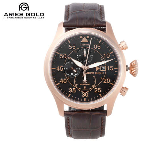 [에리스골드 ARIES GOLD] INSPIRE AVIATION G728RG-BKRG [한국본사정품]