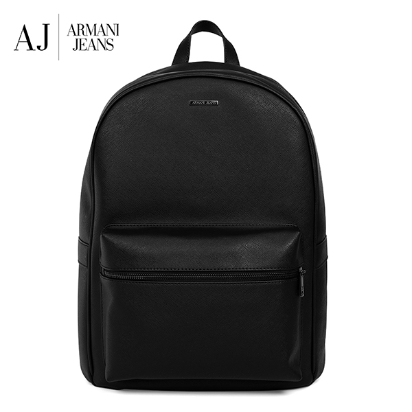 [아르마니진 ARMANI JEANS] 932523 CD991 00020 / MAN BACK PACK BLACK 백팩 타임메카