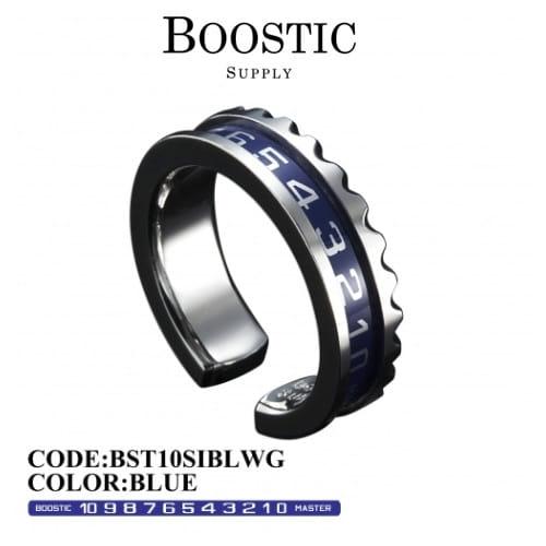 [부스틱서플라이 BOOSTICSUPPLY] BST10SIBLWG (화이트골드 플레이팅)