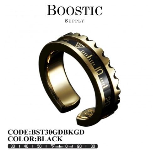 [부스틱서플라이 BOOSTICSUPPLY] BST30GDBKGD (옐로우골드 플레이팅)