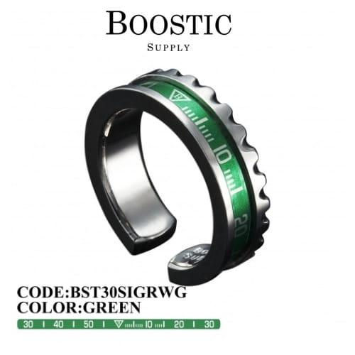 [부스틱서플라이 BOOSTICSUPPLY] BST30SIGRWG (화이트골드 플레이팅)