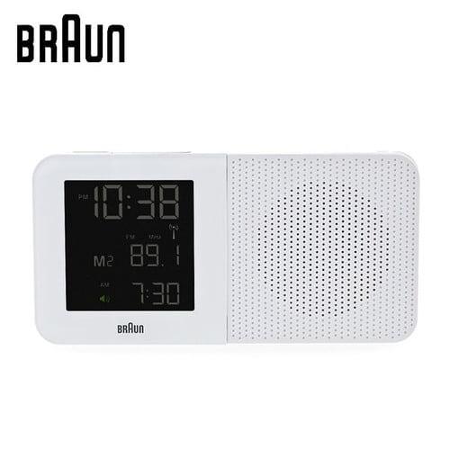 [브라운BRAUN] BNC010WH 디지털 알람시계 [한국본사정품]