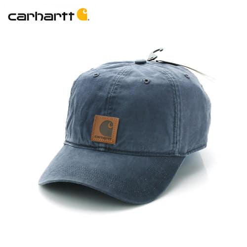 [칼하트 CARHARTT] 100289 블루스톤 볼캡 캠프캡