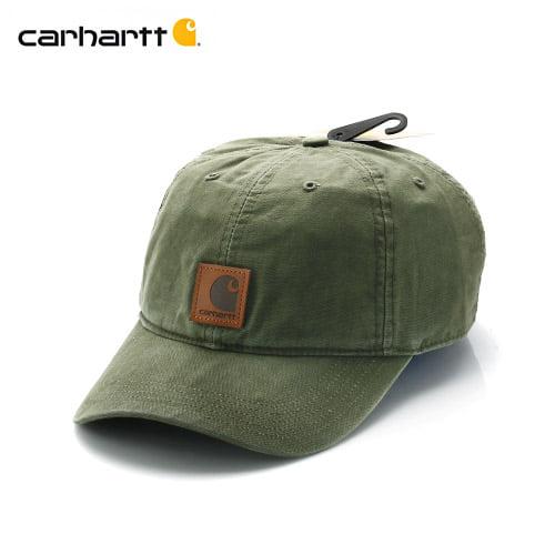 [칼하트 CARHARTT] 100289 아미그린 볼캡 캠프캡