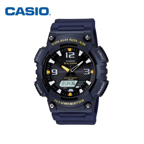 [카시오시계 CASIO] AQ-S810W-2AVDF (AQ-S810W-2A) 아나디지라인,듀얼타임시계 47.6x42mm