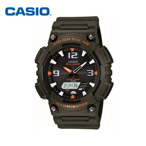 [카시오시계 CASIO] AQ-S810W-3AVDF (AQ-S810W-3A) 아나디지라인,듀얼타임시계 47.6x42mm