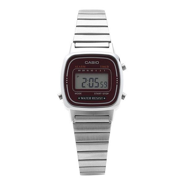 [카시오시계 CASIO] LA670WA-4SDF (LA670WA-4D) 디지털시계