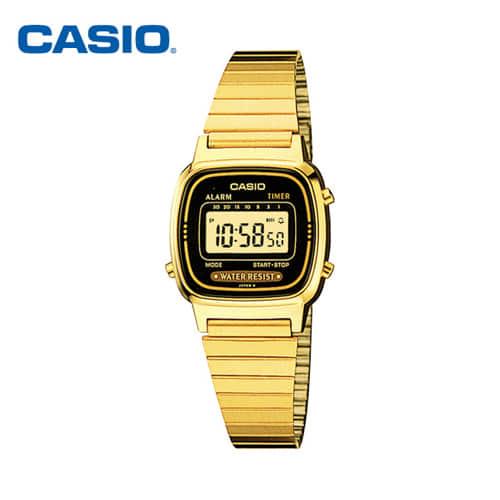 [카시오시계 CASIO] LA670WGA-1DF (LA-670WGA-1D) 빈티지디지털 23mm
