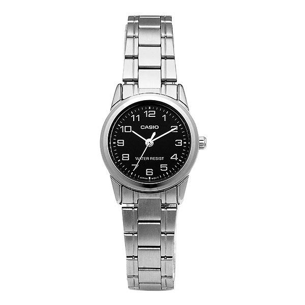 [카시오시계 CASIO] LTP-V001D-1BUDF (LTP-V001D-1B) 아날로그시계 22.5mm