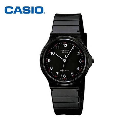 [카시오시계 CASIO] MQ-24-1BLDF (MQ-24-1B) 아날로그,학생시계,수능시계,남여공용