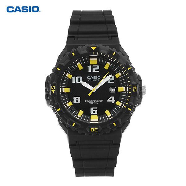 [카시오시계 CASIO] MRW-S300H-1B3VDF (MRW-S300H-1B3) 아날로그 학생/군인 시계 46mm