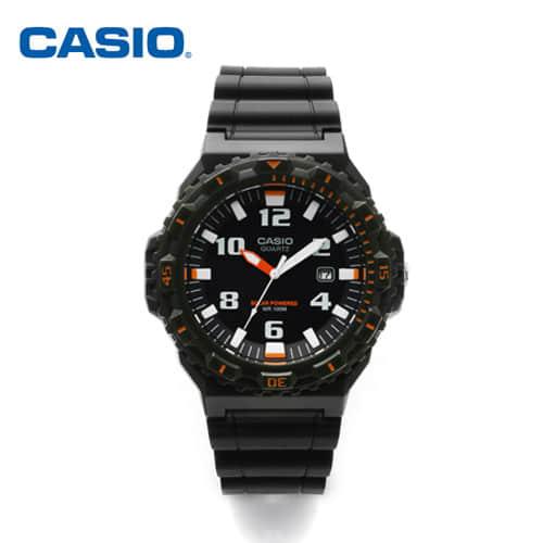 [카시오시계 CASIO] MRW-S300H-3BVDF (MRW-S300H-3B) 아날로그 학생/군인 시계 46mm