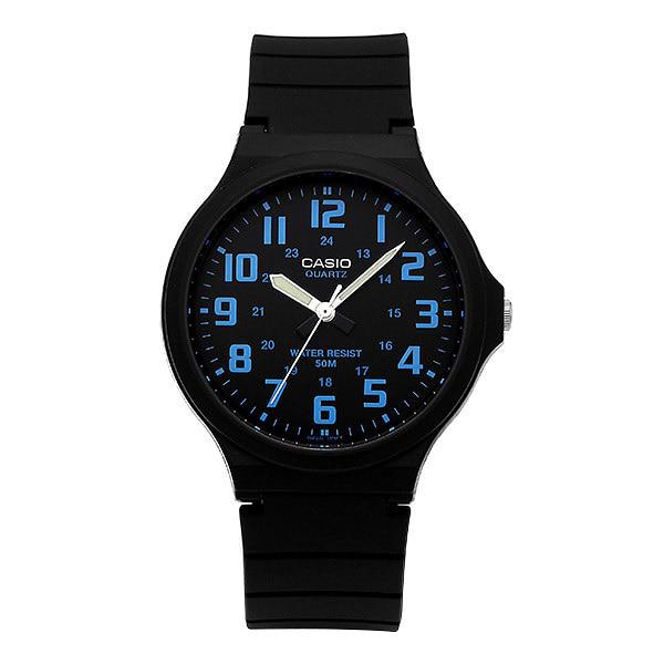 [카시오시계 CASIO] MW-240-2BVDF (MW-240-2B) 아날로그시계
