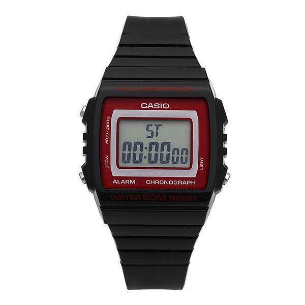 [카시오시계 CASIO] W-215H-1A2VDF (W-215H-1A2) 디지털시계 44x41mm