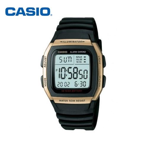 [카시오시계 CASIO] W-96H-9AVDF (W-96H-9A) 디지털 학생/군인/스포츠시계 44x36mm