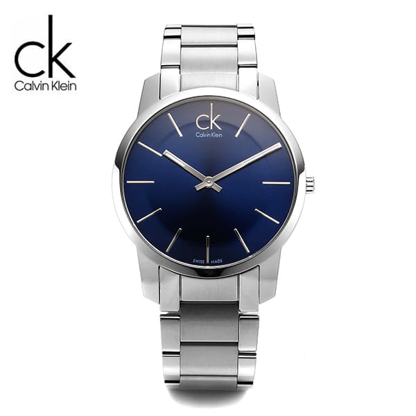 [캘빈클라인 CALVINKLEIN] K2G2114N CITY BLUE 43mm