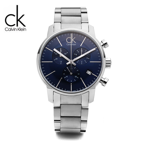 [캘빈클라인 CALVINKLEIN] K2G2714N CITY CHRONO 41mm