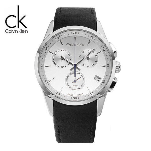 [캘빈클라인 CALVINKLEIN] K5A271C6 / 볼드 Bold New Edition Chrono Mens 41mm