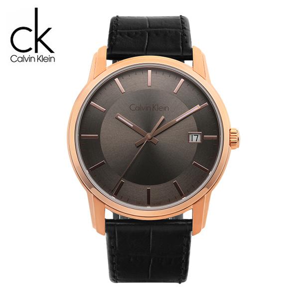[캘빈클라인 CALVINKLEIN] K5S316C3 / 41.5mm INFINITE 김우빈 시계