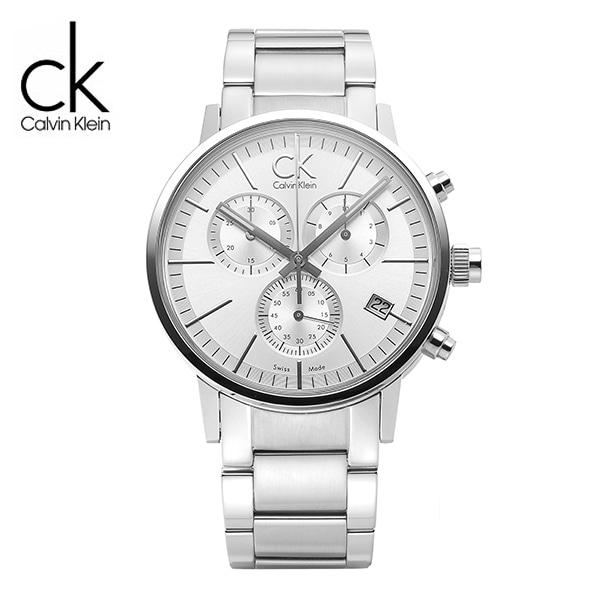 [캘빈클라인 CALVINKLEIN] K7627126 볼드 스페셜 실버 Bold Special Silver
