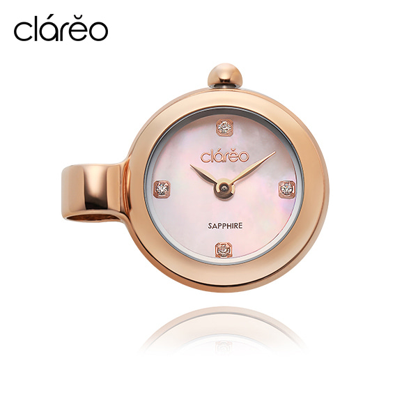 Lune Blanche Flat (CL1802RG)