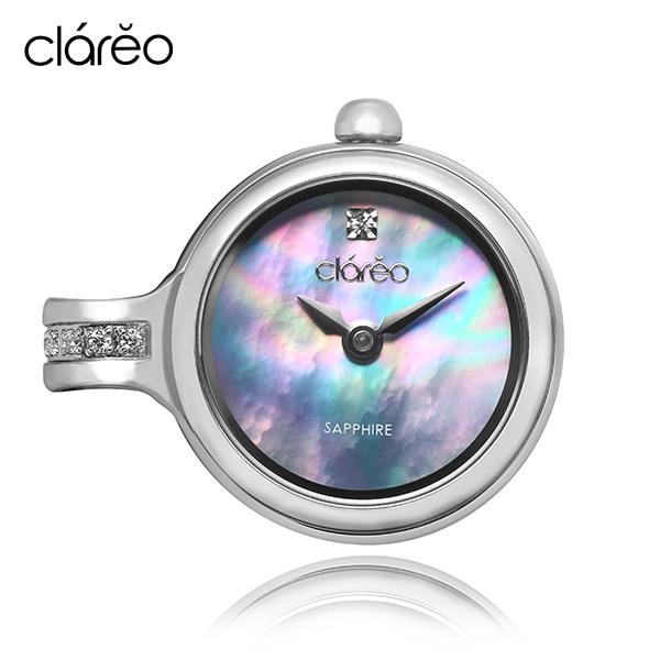 [클라레오시계 CLAREO] CL1810-BL / Aube Rosee Flat 타임메카