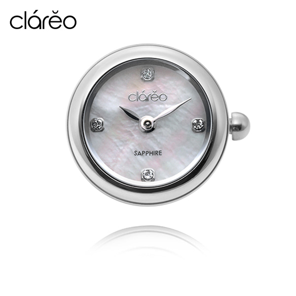Lune Blanche Round (CL2802WH)