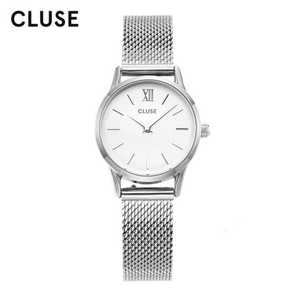 [클루즈시계 CLUSE] CL50005 / 라베뎃 La Vedette Mesh Silver White 24mm