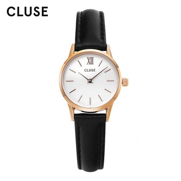 그뤠잇-) [클루즈시계 CLUSE] CL50008 / 라베뎃 La Vedette Rose Gold White Black 24mm / 정채연,세정 착용 시계★