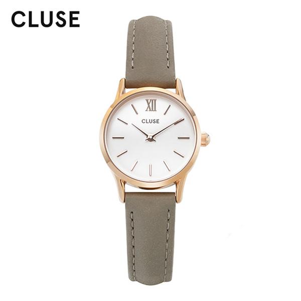 ★-) [클루즈시계 CLUSE] CL50009 / 라베뎃 La Vedette Rose Gold White Grey 24mm / 박보영,이유리 착용 시계★