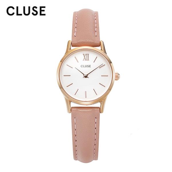 그뤠잇-) [클루즈시계 CLUSE] CL50010 / 라베뎃 La Vedette Rose Gold White Pink 24mm / 쌈마이웨이 이엘리야 착용 시계★