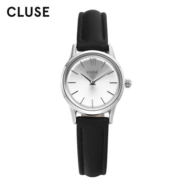 얼마줬스-) [클루즈시계 CLUSE] CL50014 / 라베뎃 La Vedette Silver Silver Black 24mm