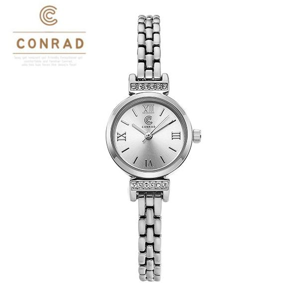 [콘라드시계 CONRAD] CD011WM-WTWT 여성용 메탈시계 21mm