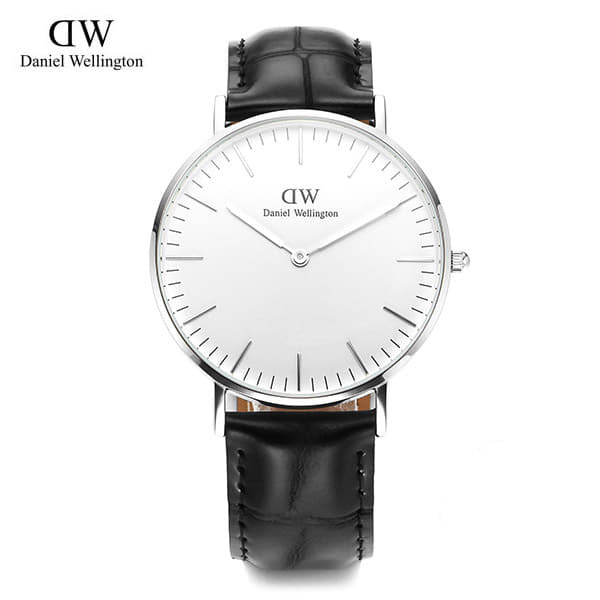 [다니엘 웰링턴시계 DANIEL WELLINGTON] 0613DW / 36mm Classic Reading White Dial