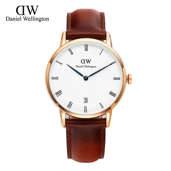 [다니엘 웰링턴시계 DANIEL WELLINGTON] 1130DW (DW00100091) 데퍼 컬렉션 / Dapper St Mawes 34mm