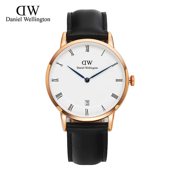 [다니엘 웰링턴시계 DANIEL WELLINGTON] 1131DW (DW00100092) 데퍼 컬렉션 / Dapper Sheffield 34mm