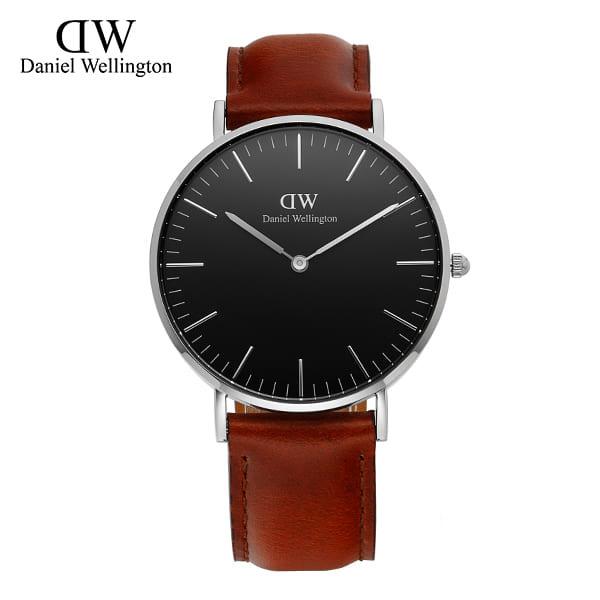 [다니엘 웰링턴시계 DANIEL WELLINGTON] DW00100142 / 36mm 클래식 블랙 세인트머스 Classic Black St Mawes