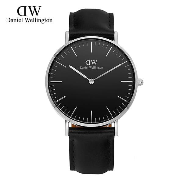 [다니엘 웰링턴시계 DANIEL WELLINGTON] DW00100145 / 36mm 클래식 블랙 셰필드 Classic Black Sheffield