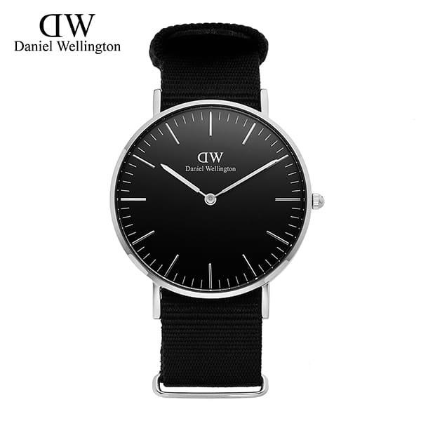 9월-) [다니엘 웰링턴시계 DANIEL WELLINGTON] DW00100149 / 40mm 클래식 블랙 콘월 Classic Black Cornwall