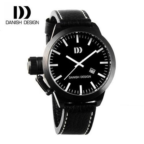 [대니시 디자인시계 DANISH DESIGN] IQ16Q887 남성용 가죽시계 54mm(용두포함) [한국본사정품]