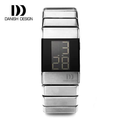 [대니시 디자인시계 DANISH DESIGN] IV63Q641 디지털 여성용 메탈시계 23x34mm [한국본사정품]