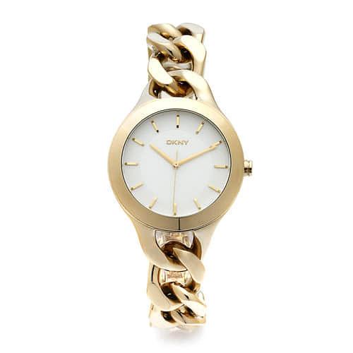 5월-) [도나카란뉴욕시계 DKNY] NY2217 여성 골드 메탈시계 36mm