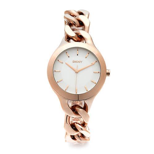 5월-) [도나카란뉴욕시계 DKNY] NY2218 여성 로즈골드 메탈시계 36mm