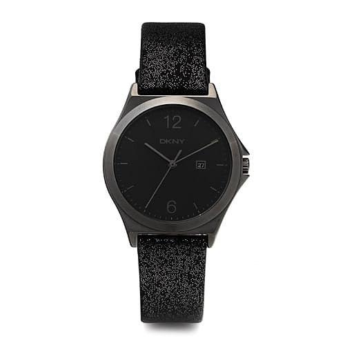 [도나카란뉴욕시계 DKNY] NY2373 / PARSONS 여성 블랙 가죽시계 34mm