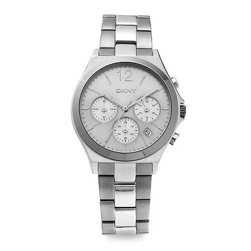 [도나카란뉴욕시계 DKNY] NY2451 / PARSONS 크로노그래프 여성용 메탈시계 37mm